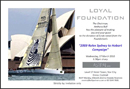 Loyal Foundation - Bearing of the Cheques 2009