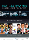 Sail with the Stars 2011 for the Loyal Foundation