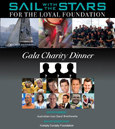 Sail with the Stars 2012 for the Loyal Foundation