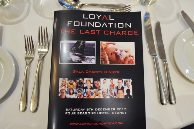 LOYAL Gala Charity Dinner 2015