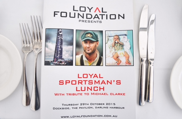 LOYAL Sportsman Lunch 2015